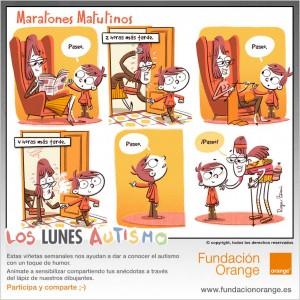Los lunes Autismo - Maratones Matutinos