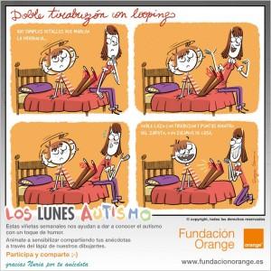 Los lunes Autismo - Doble tirabuzón con loopings