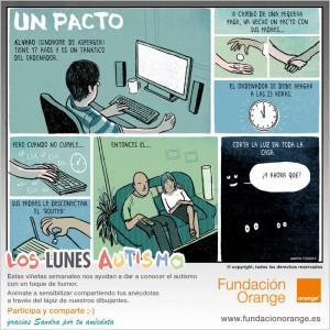 Los lunes Autismo - Un pacto