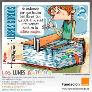 Los lunes Autismo - Libros gordos