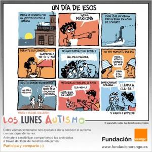 Los lunes Autismo - Un día de esos