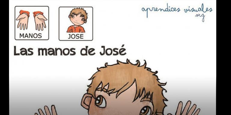 Las manos de José