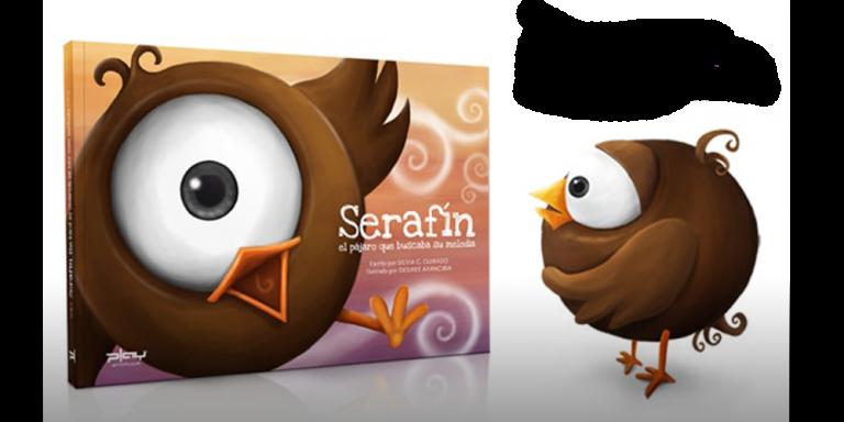 Serafín, el pájaro que buscaba su melodía