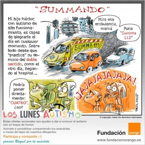 """Los lunes Autismo - """"Summando"""""""