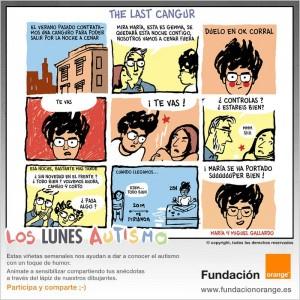 Los lunes Autismo - The last cangur