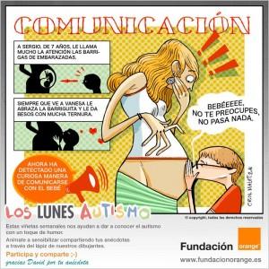 Los lunes Autismo - Comunicación