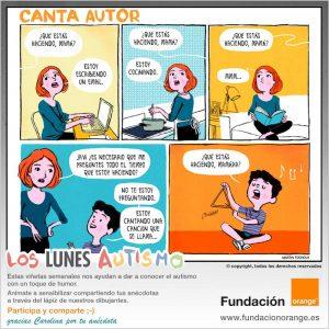 Los lunes Autismo - Canta autor