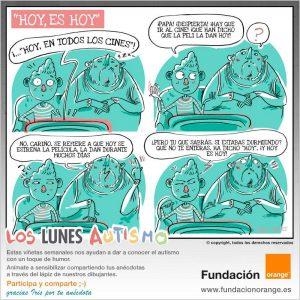 """Los lunes Autismo - """"Hoy, es hoy"""""""