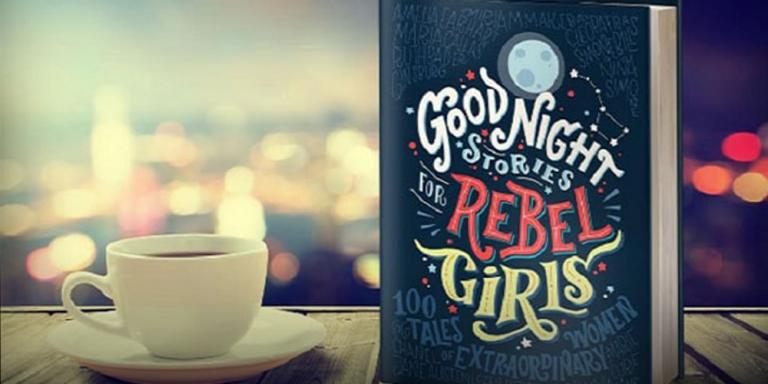 Historias de buenas noches para niñas rebeldes