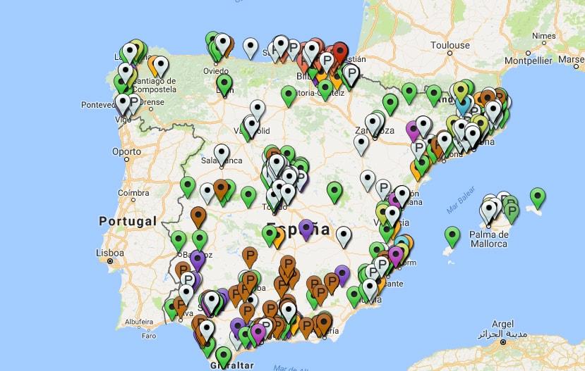 Ludus - Mapa de proyectos educativos alternativos en España