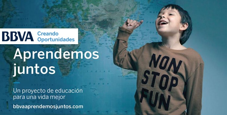 Aprendemos juntos: Educación para una vida mejor