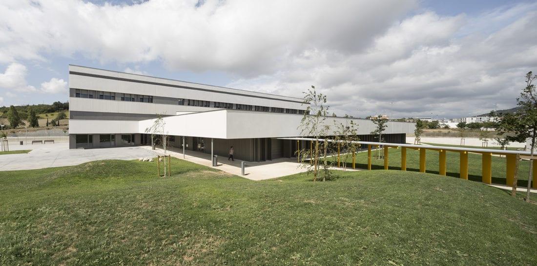 CP Buztintxuri - Edificio del modelo A y G